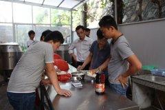 广东烧腊培训对病菌的预防,还我们一个健康的饮食环境和社会