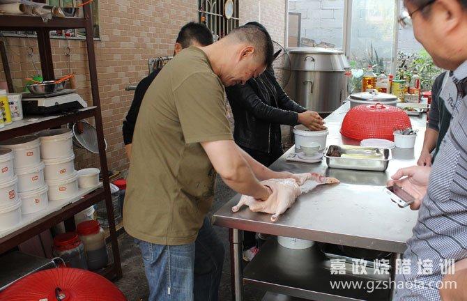 广州烧腊培训