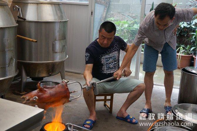 广式烤乳猪