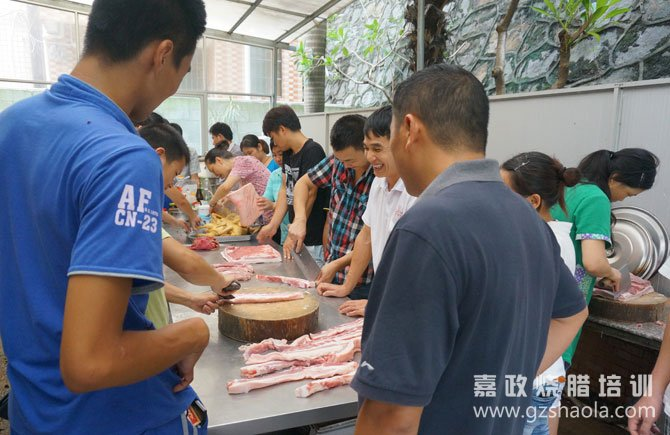 """广州嘉政餐饮企业管理有限公司""""学最正统的厨艺,做最地道的大厨"""""""