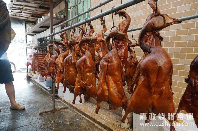 广州脆皮烧鸭