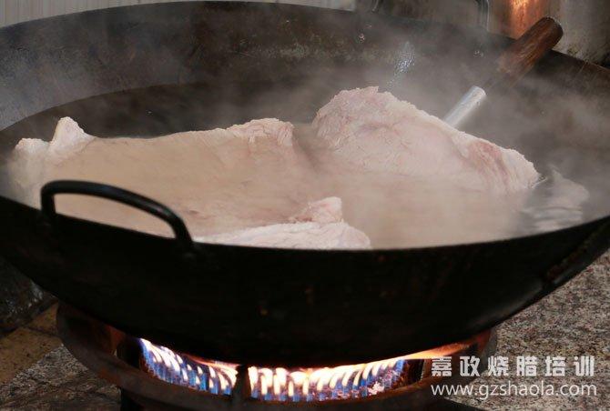 澳门烧肉--水煮