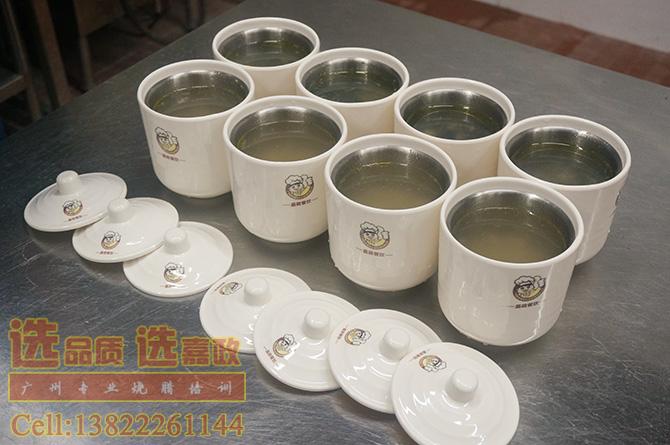 教你煮一煲广东传统广式老火靓汤