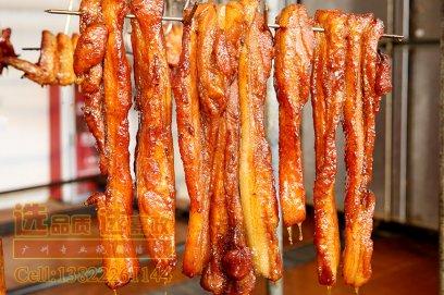 正宗的酱香蜜汁叉烧做法,广式烧腊培训学费多少钱
