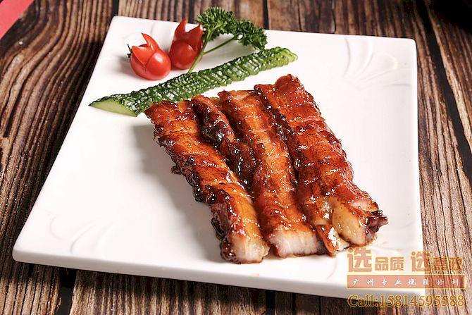广东广式蜜汁叉烧烧肉技术培训