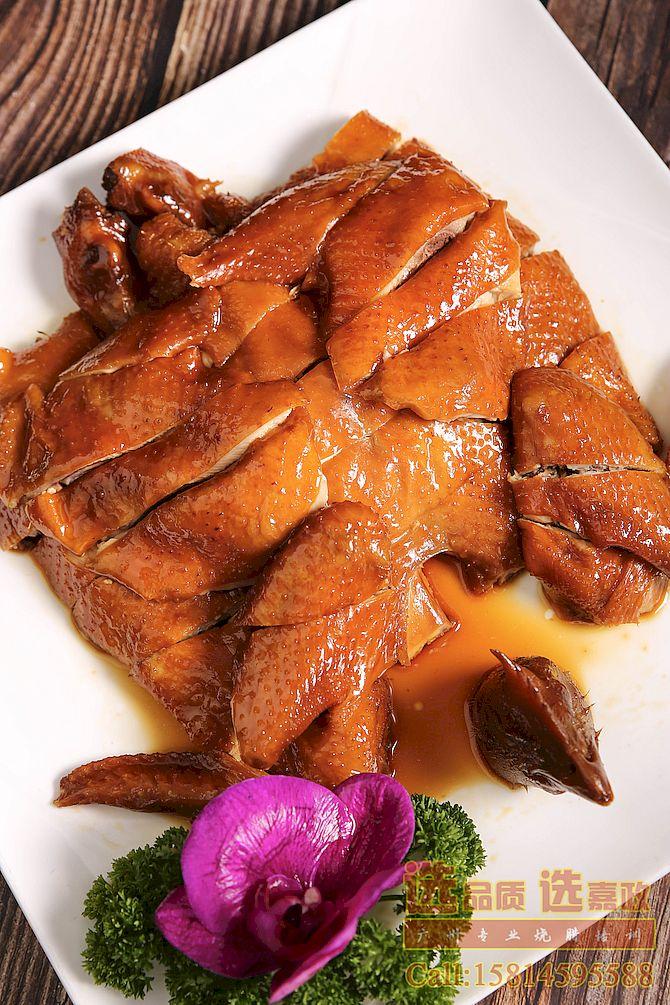 嘉政玫瑰露豉油鸡做法培训