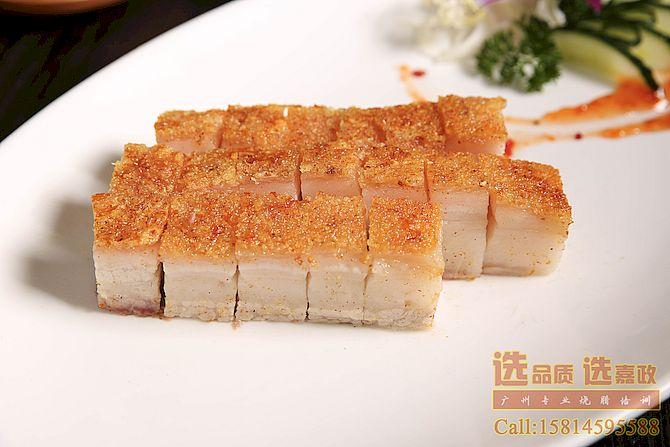 广式烧腊经典菜品-澳门烧肉