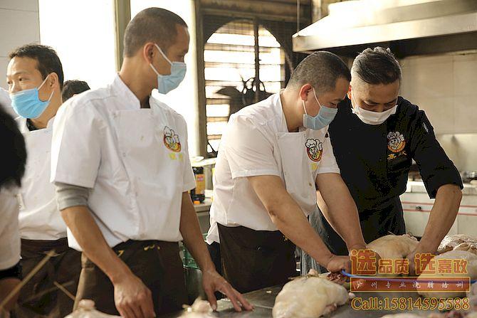 广东烧腊培训基地-嘉政烧腊技术培训中心