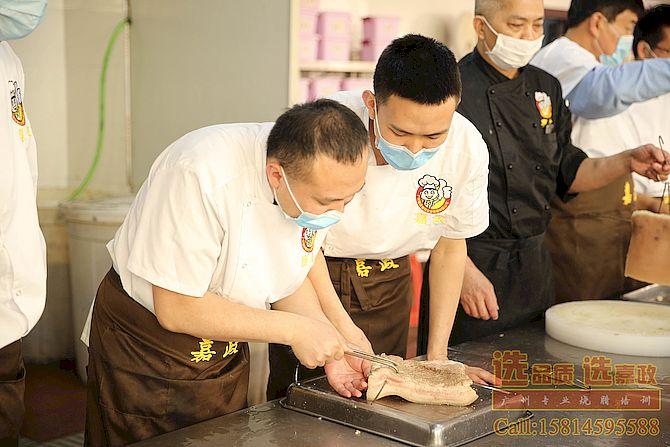 广东烧腊技术培训,澳门脆皮烧肉培训学习