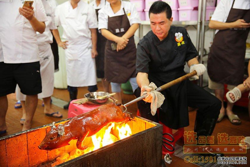 广式烧腊培训哪个学校最好?广州最有名气的烧腊培训班
