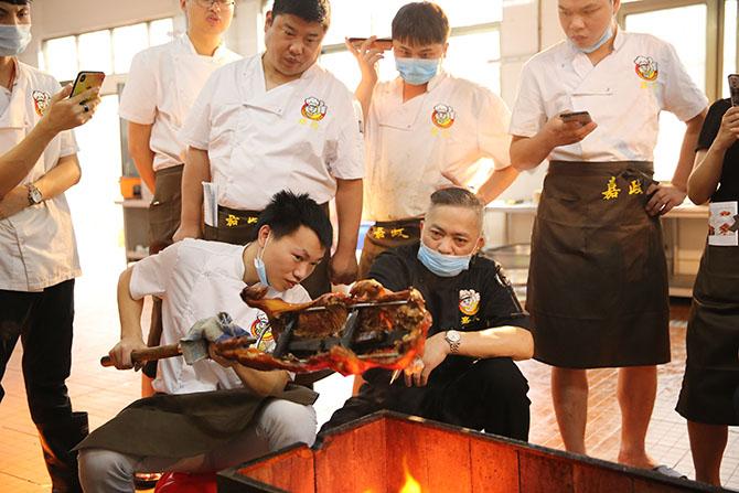 广州最知名的烧腊培训学校是哪家?