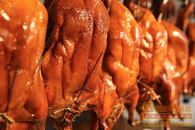 广东烧鸭用什么鸭子?广东烧鸭如何选材?