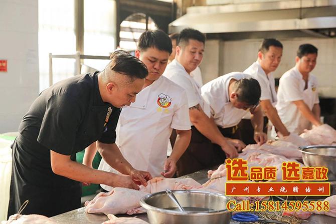想学正宗广式烧鸭,广州哪里学烧鸭最可靠?