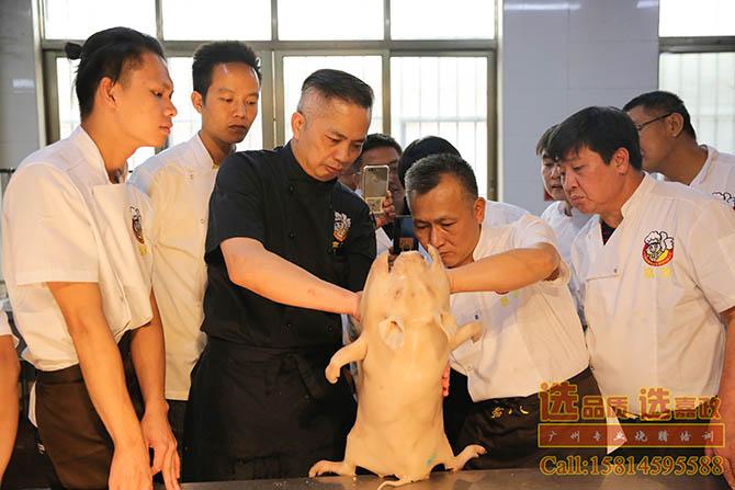 广东烧乳猪做法